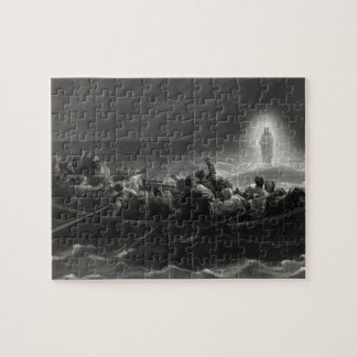"""Night on the Sea of Galilee"" puzzle"