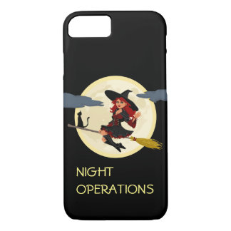 Night Operations funny customizable iPhone 8/7 Case