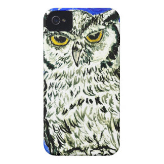 Night Owl Art iPhone 4 Covers