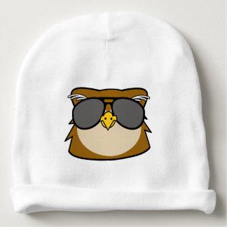 Night Owl Baby Beanie