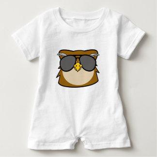 Night Owl Baby Romper