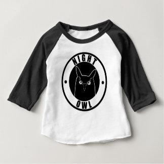 Night Owl Baby T-Shirt