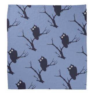Night owl bandana