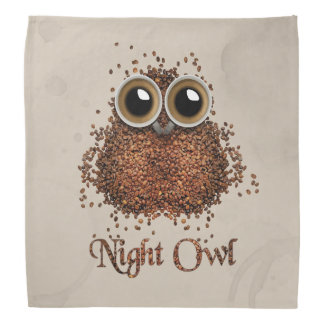 Night Owl Bandana