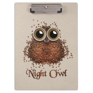 Night Owl Clipboard