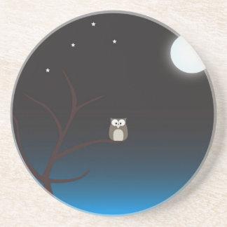 Night owl coaster