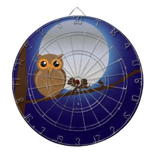 Night Owl Dartboard