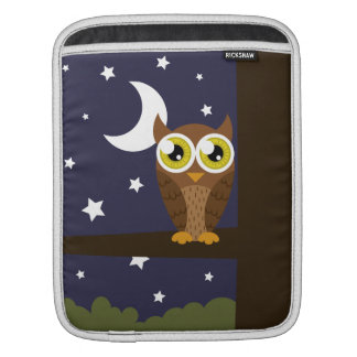 """Night Owl"" iPad Sleeve"