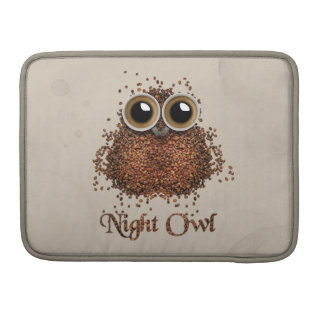 Night Owl MacBook Pro Sleeve