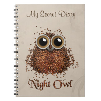 Night Owl Notebook