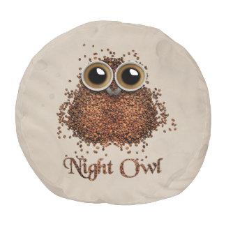 Night Owl Pouf