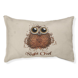 Night Owl Small Dog Bed