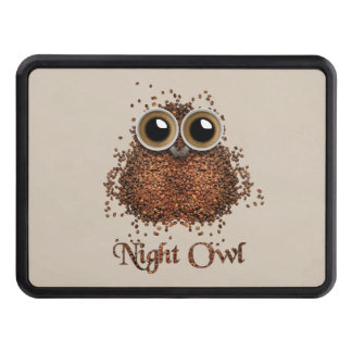 Night Owl Trailer Hitch Cover