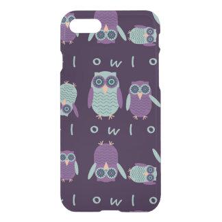 Night Owls iPhone 7 Case