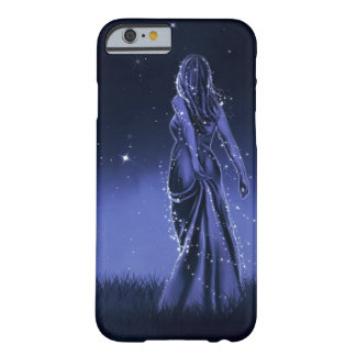 Night Princess Fantasy Illustration Barely There iPhone 6 Case
