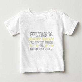 Night shift baby T-Shirt