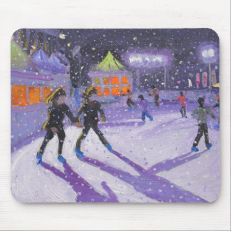 Night skaters Derby 2014 Mouse Pad