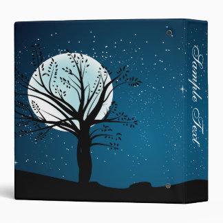 Night Sky Binder