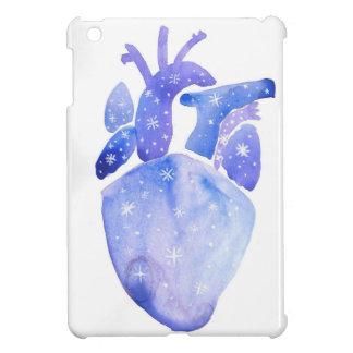 Night Sky Heart iPad Mini Covers