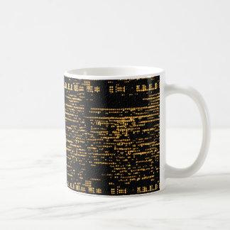 NIGHT Sky Spectrum Classic White Coffee Mug