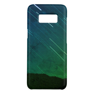 night sky stars green Case-Mate samsung galaxy s8 case