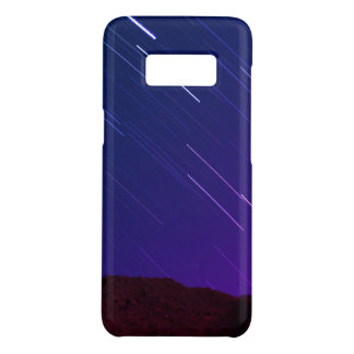 night sky stars purple Case-Mate samsung galaxy s8 case