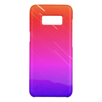 night sky stars rainbow Case-Mate samsung galaxy s8 case