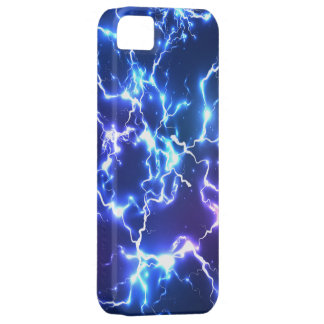 Night Sky Tunder Lightning Case For The iPhone 5