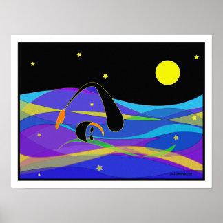 Night Swim Poster