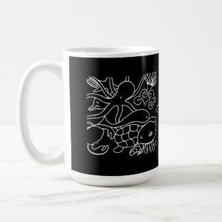 Night Swimming Coffee Mug