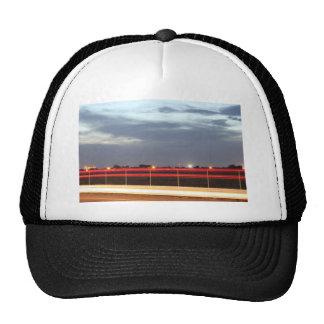 Night Traffic Trucker Hat