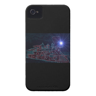 Night Train iPhone 4 Cover