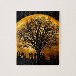 Night Tree Puzzle