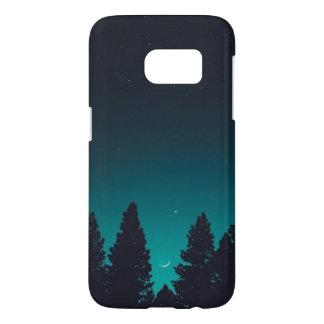 Night tree samsung galaxy s7 case