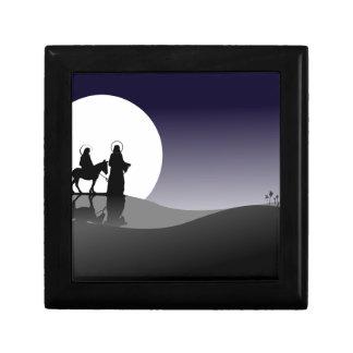 Night view gift box