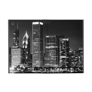 Night view of Chicago's famous cityscape Case For iPad Mini