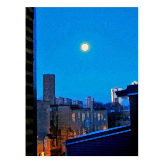 Night View Postcard
