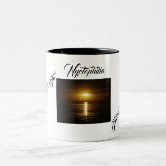 Night Vision Two-Tone Coffee Mug