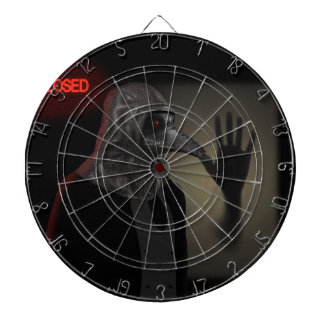 Night walk dartboard