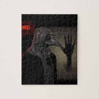 Night walk jigsaw puzzle