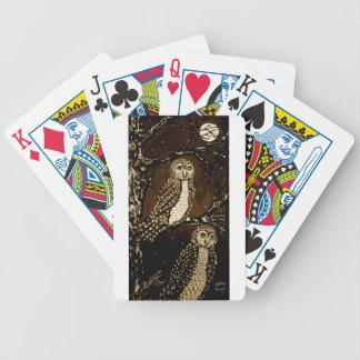 Night WatchersIMG_0247.JPG Bicycle Playing Cards