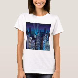 NightCityScape_VectorDTL T-Shirt