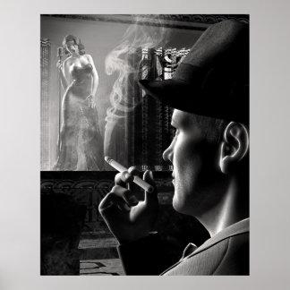 Nightclub Noir Poster