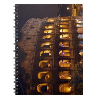 nightcolloseum notebook