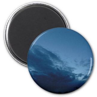 Nightfall 2 Inch Round Magnet