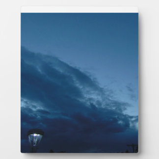 Nightfall Display Plaque