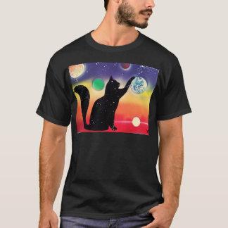Nightfall Kitty T-Shirt