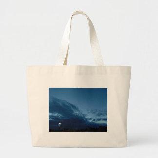 Nightfall Large Tote Bag
