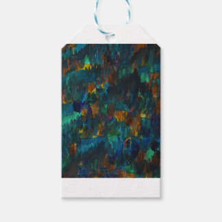 Nightfall on hillside pack of gift tags