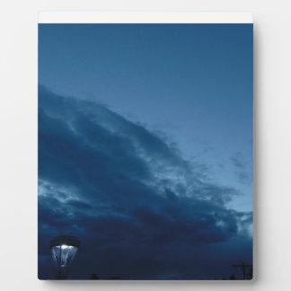 Nightfall Plaque